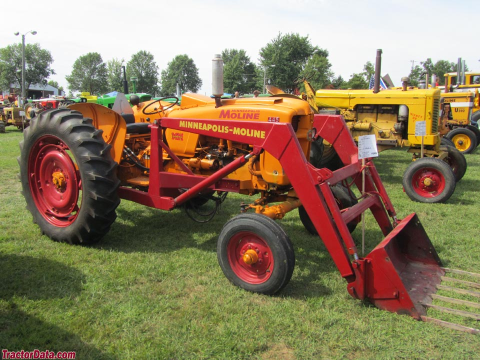 How To Fix A Blown Head Gasket >> Minneapolis Moline Farm Tractor Owners Service & Repair Manual - sagin workshop car manuals ...