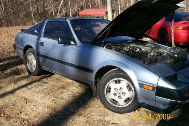Nissan 300zx Turbo Non Turbo Models 1984 1989 Haynes