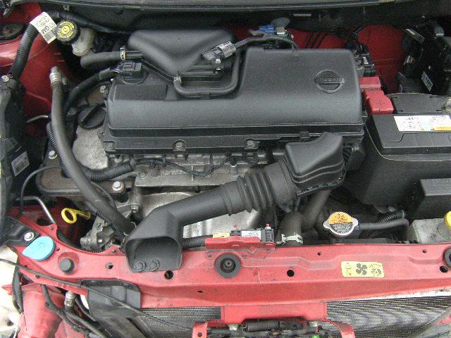 Nissan Micra K12 Petrol 2003
