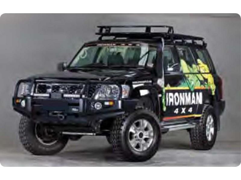 Nissan Patrol GU Series Diesel 4WD 1998-2014 Gregorys ...
