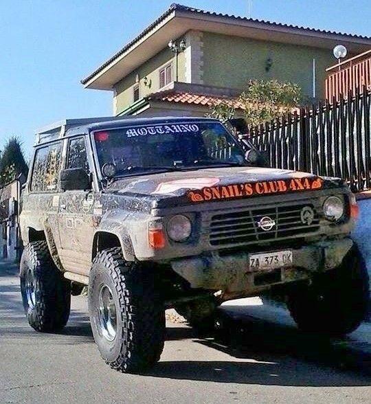 Nissan Patrol Y61  Gu Petrol Diesel 1998