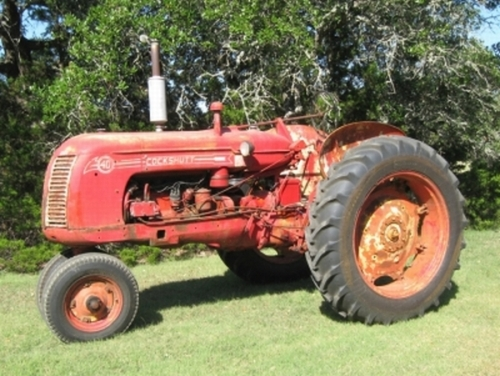 Oliver & shutt Farm Tractor Owners Service & Repair Manual ... on