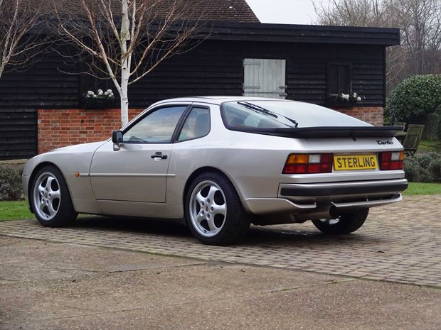 Porsche 924 And Turbo 1976