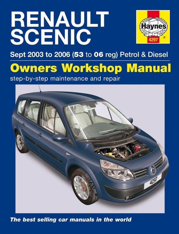 Renault Clio Petrol Diesel 2005 2009 Haynes Service Repair border=