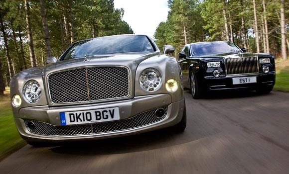 Rolls-royce And Bentley