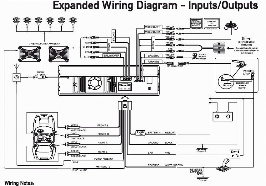 Wrx Radio Wiring Diagram