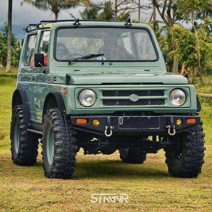 Suzuki Sj Series Sierra Samurai And Vitara 4 Cyl Petrol