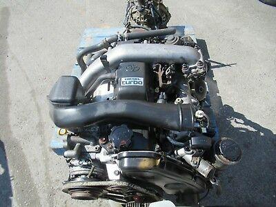Toyota 1KZ-TE Diesel engine repair workshop manual NEW - sagin