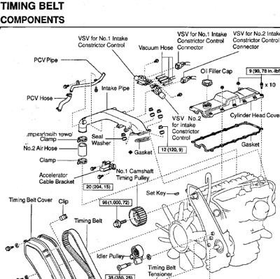 toyota kz te diesel engine repair workshop manual