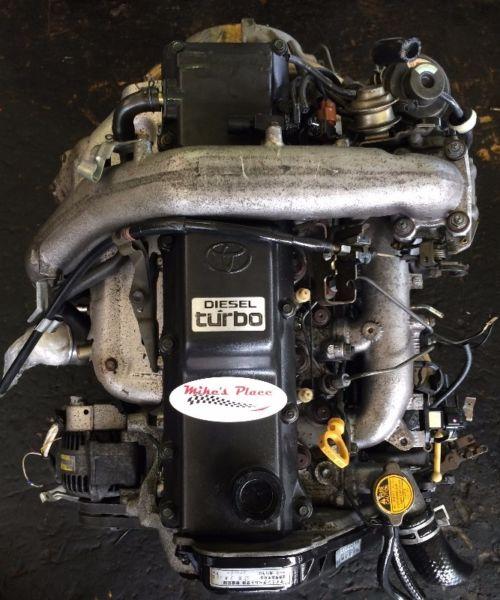 toyota kz te diesel engine repair workshop manual  sagin workshop car manualsrepair books