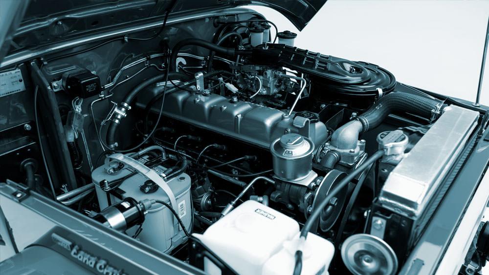 Toyota 2f Engine Repair Manual Used