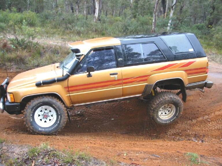How To Fix A Blown Head Gasket >> Toyota Hi Lux 4Runner 4WD Diesel 1979 1997 Gregorys Service Repair Manual - sagin workshop car ...