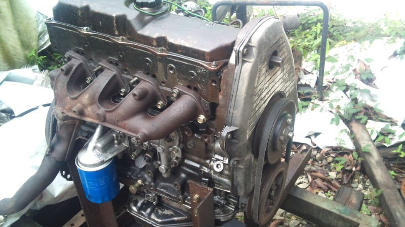 1kz te engine repair manual pdf