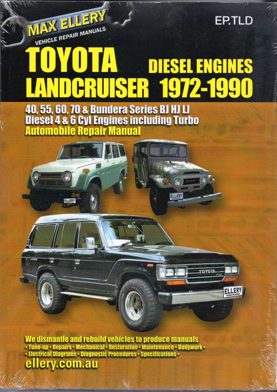 LAND CRUISER SHOP MANUAL SERVICE REPAIR 2002 TOYOTA BOOK LANDCRUISER