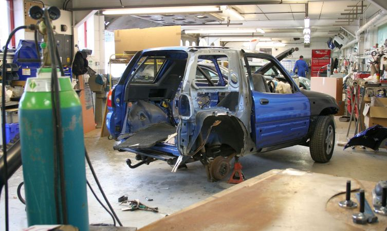 Toyota Rav4 1994 To 2012 Gregorys Service Repair Manual