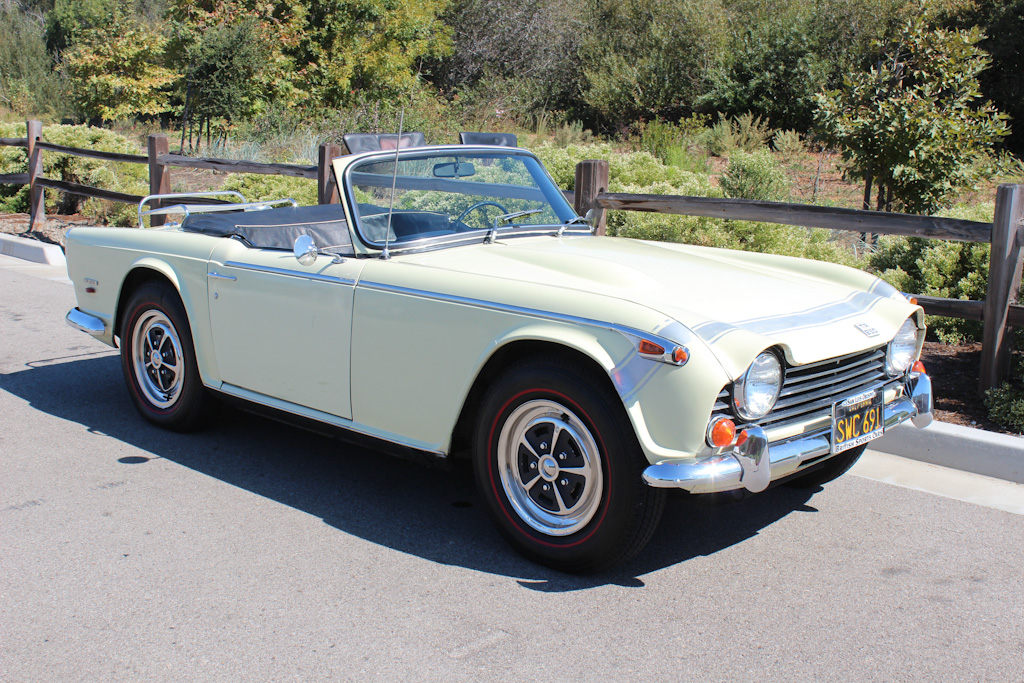 Triumph Tr5 Tr250 Tr6 1967 1975 Service Repair Manual