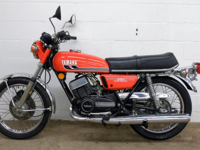 Yamaha 250 And 350 Twins Motorcycle Owner S Workshop