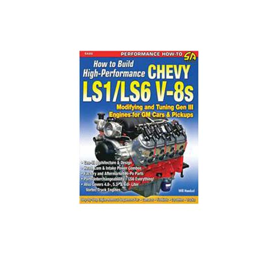 how to build high performance chevy ls1  ls6 v-8s