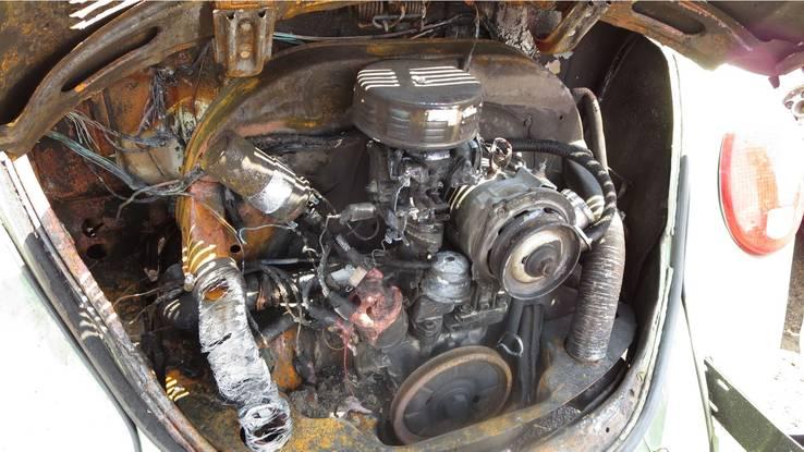 How to Rebuild Your Volkswagen Air-Cooled Engine 1961 onwards - sagin workshop car manuals ...