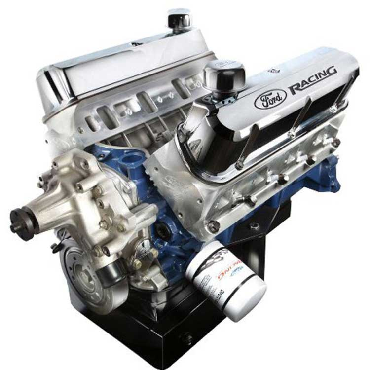 How To Build Small-block Ford Racing Engines