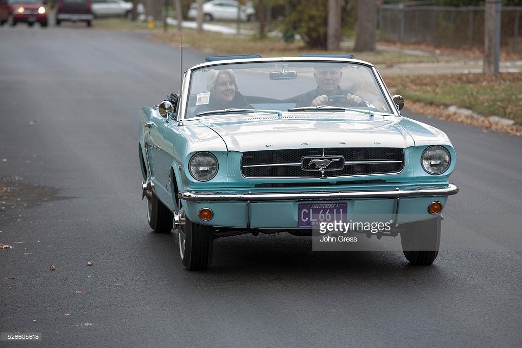 Mustang Restore Manual